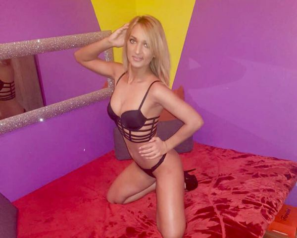 Carla- Studio Love Place - Sex und Erotik in Wien